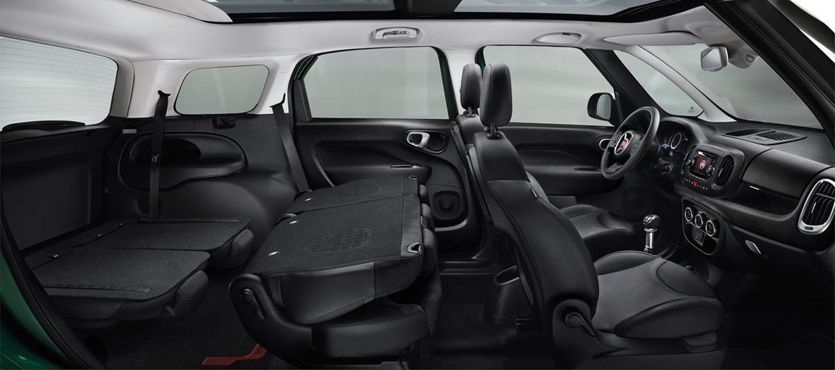 Fiat 500L Living 2013