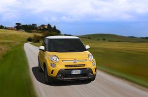 Foto Exteriores (11) Fiat 500l-trekking Dos Volumenes 2013