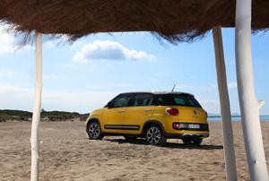 Foto Exteriores (2) Fiat 500l-trekking Dos Volumenes 2013