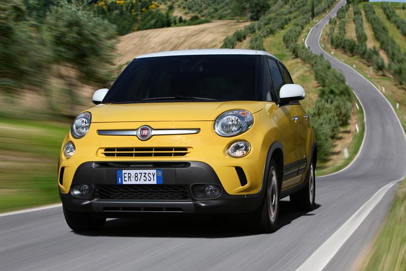 Foto Exteriores (10) Fiat 500l-trekking Dos Volumenes 2013
