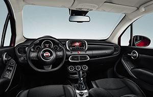 Foto Salpicadero Fiat 500x Suv Todocamino 2014