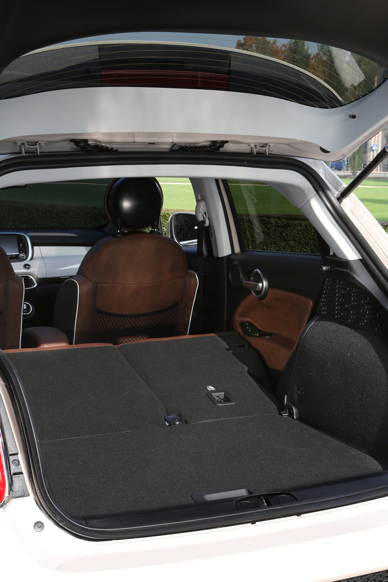 Foto Detalles Fiat 500x Suv Todocamino 2015