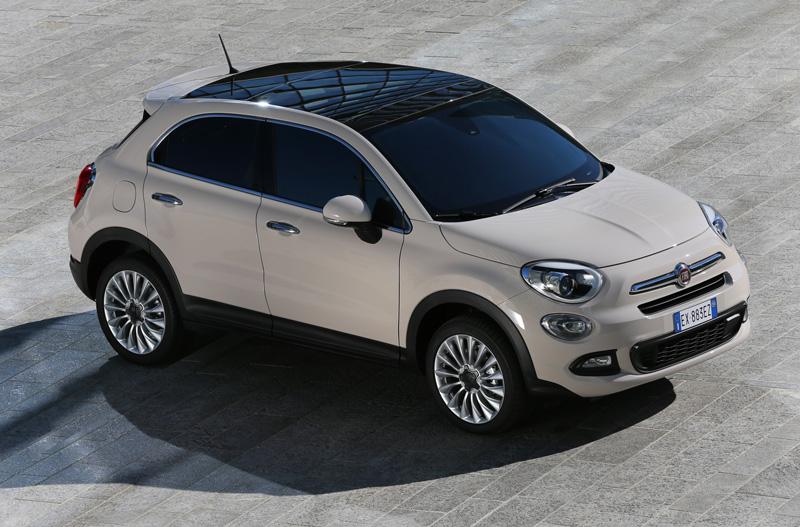 Fiat 500X AL DETALLE