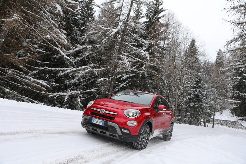 Foto Exteriores Fiat 500x Suv Todocamino 2015
