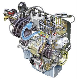 Foto 1400 starjet Fiat Motores Gasolina