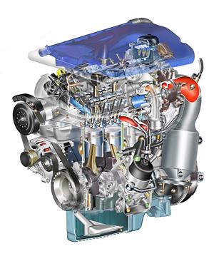 Foto 1400 tjet Fiat Motores Gasolina