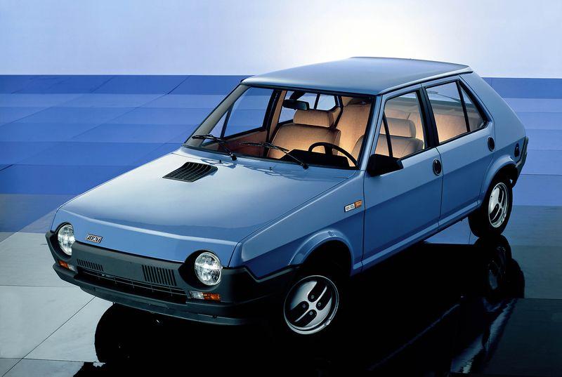 Fiat Ritmo CL