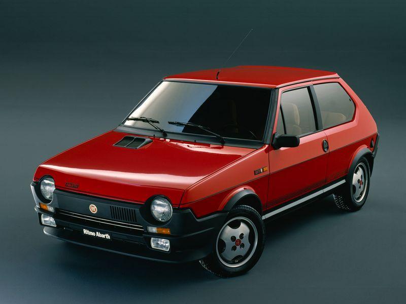 Fiat Ritmo Abarth TC 125
