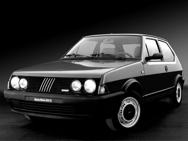 Fiat Ritmo 2 105 TC