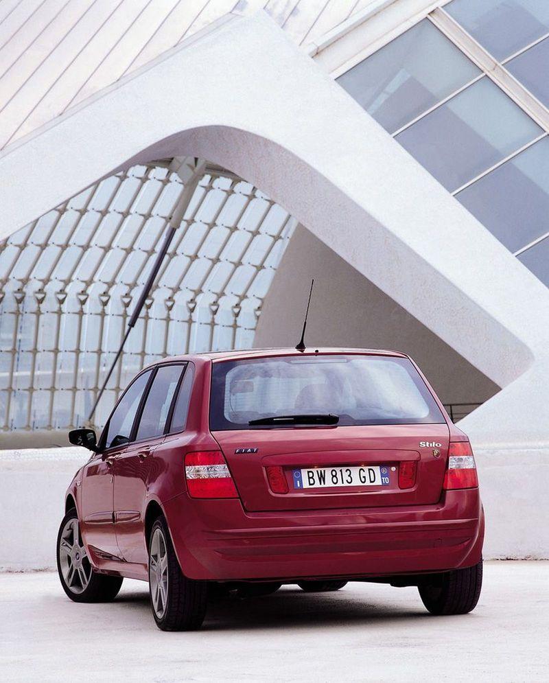 Fiat Stilo Abarth 2.4 20v 5p.