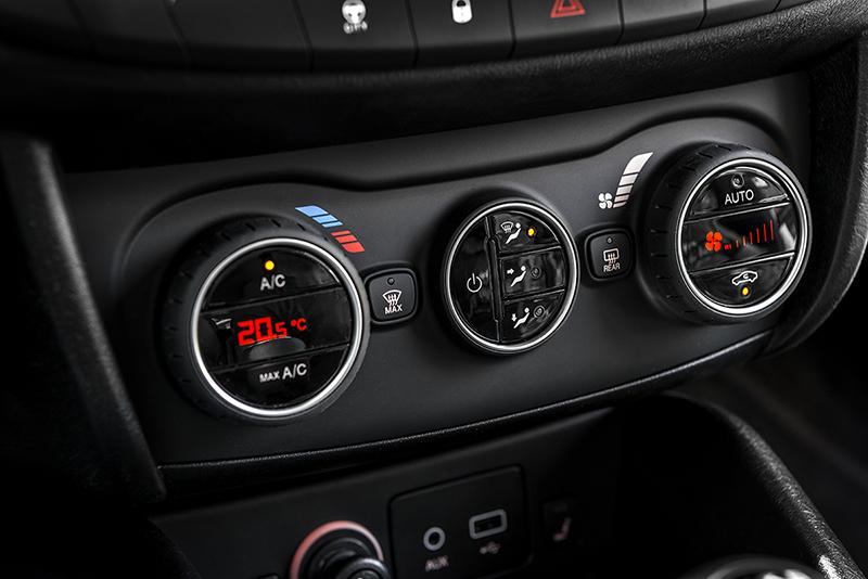 Foto Detalles Fiat Tipo Dos Volumenes 2016