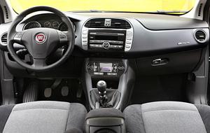 Foto Interiores Fiat Bravo Dos Volumenes 2007