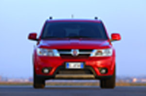 Foto Delantera Fiat Freemont Suv Todocamino 2012