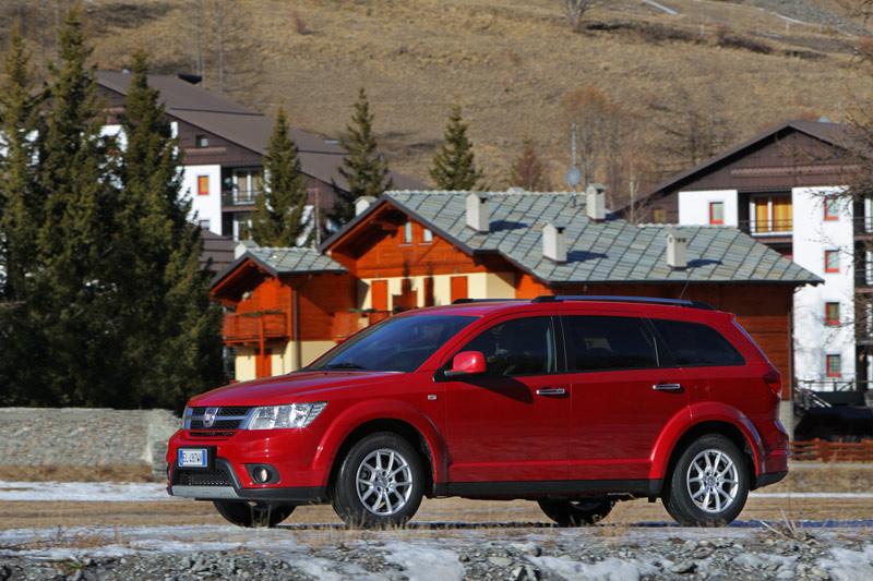 Foto Exteriores Fiat Freemont Suv Todocamino 2012