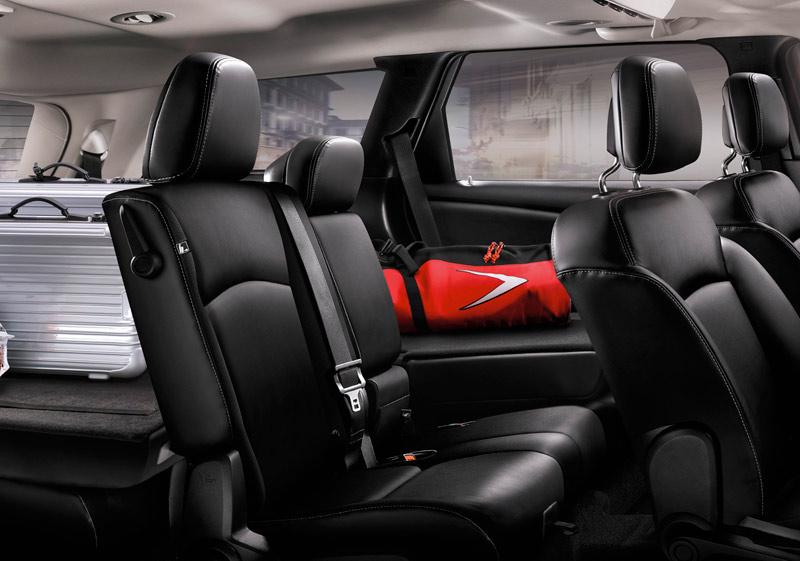 Foto Interiores Fiat Freemont Suv Todocamino 2012
