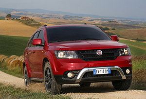 Foto Delantera Fiat Freemont-cross Suv Todocamino 2014