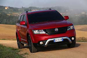 Foto Exteriores (4) Fiat Freemont-cross Suv Todocamino 2014