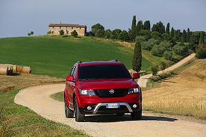 Foto Exteriores (7) Fiat Freemont-cross Suv Todocamino 2014