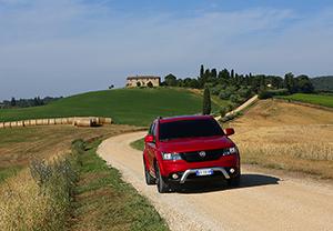 Foto Exteriores (8) Fiat Freemont-cross Suv Todocamino 2014