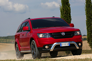 Foto Exteriores (9) Fiat Freemont-cross Suv Todocamino 2014