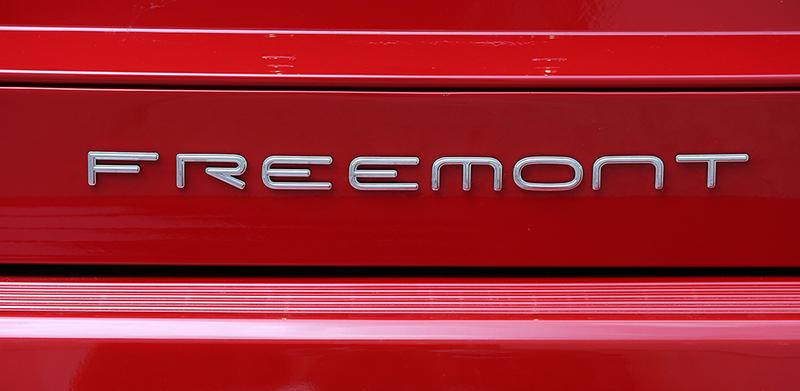 Foto Detalle Fiat Freemont Cross Suv Todocamino 2014