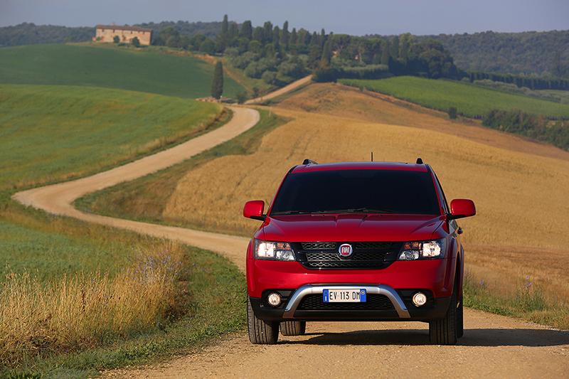 Foto Exteriores Fiat Freemont Cross Suv Todocamino 2014