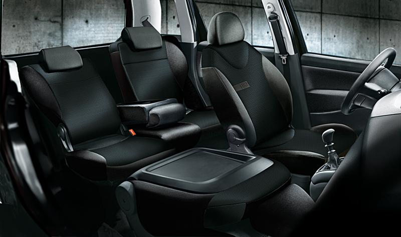 Foto Interiores Fiat Idea Monovolumen 2006