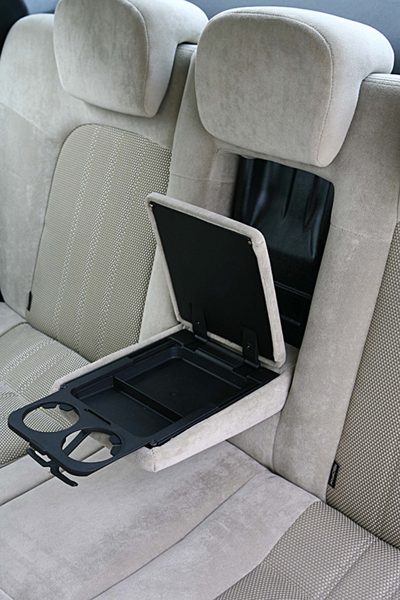 Foto Interiores Fiat Linea Sedan 2007