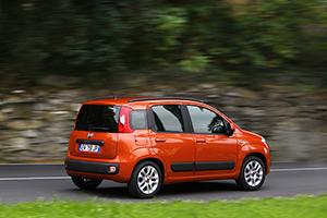 Foto Exteriores (6) Fiat Panda Dos Volumenes 2012