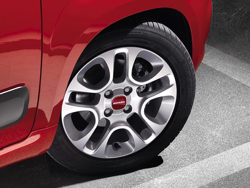 Foto Detalles Fiat Panda Dos Volumenes 2012