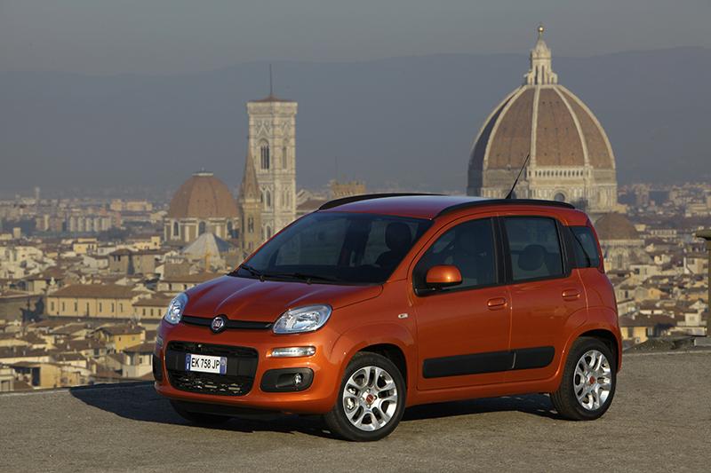 Foto Exteriores Fiat Panda Dos Volumenes 2012