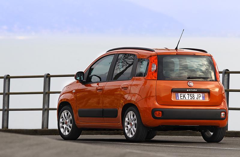 Foto Exteriores (5) Fiat Panda Dos Volumenes 2012