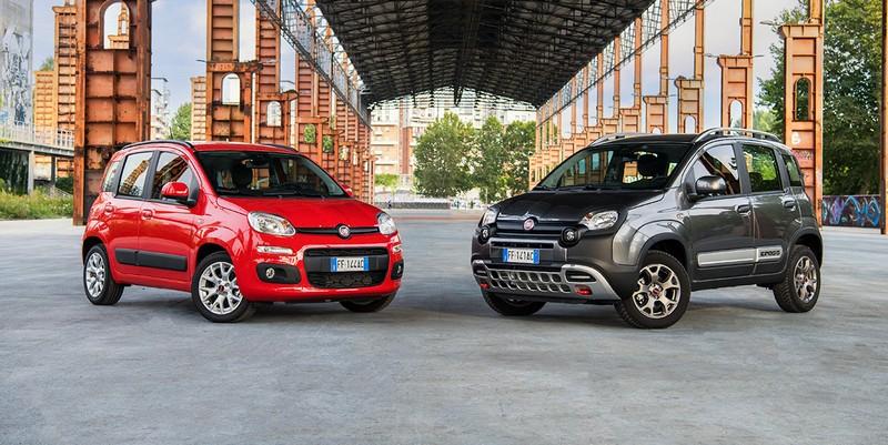 Foto Exteriores Fiat Panda Dos Volumenes 2017