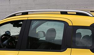 Foto Detalles 5 Fiat Panda-cross Suv Todocamino 2014