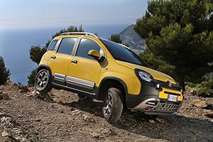 Foto Exteriores 06 Fiat Panda-cross Suv Todocamino 2014