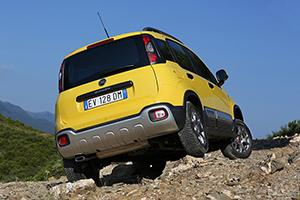 Foto Exteriores 11 Fiat Panda-cross Suv Todocamino 2014