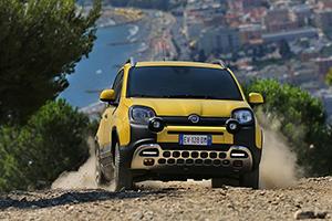 Foto Exteriores 13 Fiat Panda-cross Suv Todocamino 2014