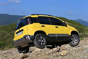 Foto Exteriores 15 Fiat Panda-cross Suv Todocamino 2014