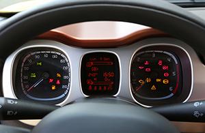 Foto Interiores 3 Fiat Panda-cross Suv Todocamino 2014
