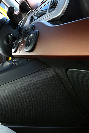 Foto Interiores 8 Fiat Panda-cross Suv Todocamino 2014