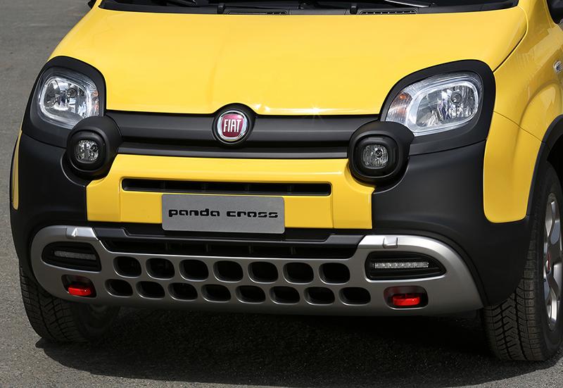 Foto Detalles 2 Fiat Panda-cross Suv Todocamino 2014