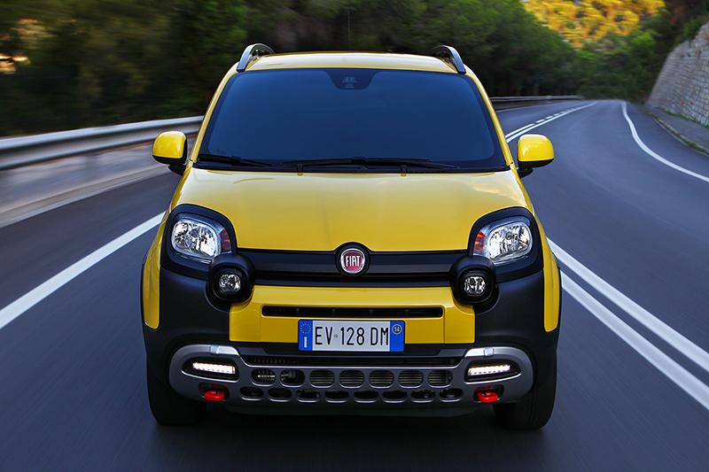 Foto Exteriores Fiat Panda Cross Suv Todocamino 2014