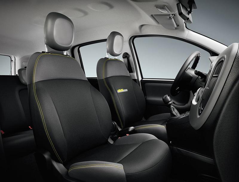 Foto Interiores Fiat Panda Young Dos Volumenes 2014