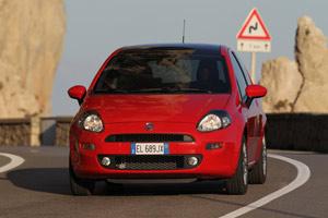 Foto Exteriores 10 Fiat Punto Dos Volumenes 2012