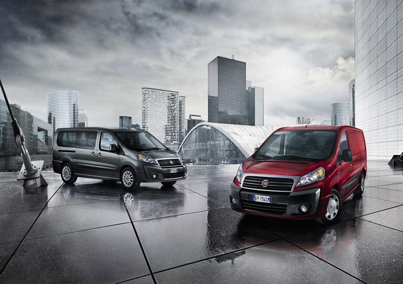 Foto Exteriores (1) Fiat Scudo Vehiculo Comercial 2013