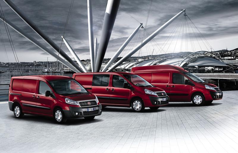 Foto Exteriores (2) Fiat Scudo Vehiculo Comercial 2013