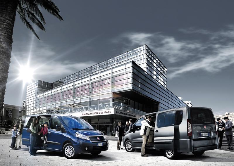 Foto Exteriores (4) Fiat Scudo Vehiculo Comercial 2013