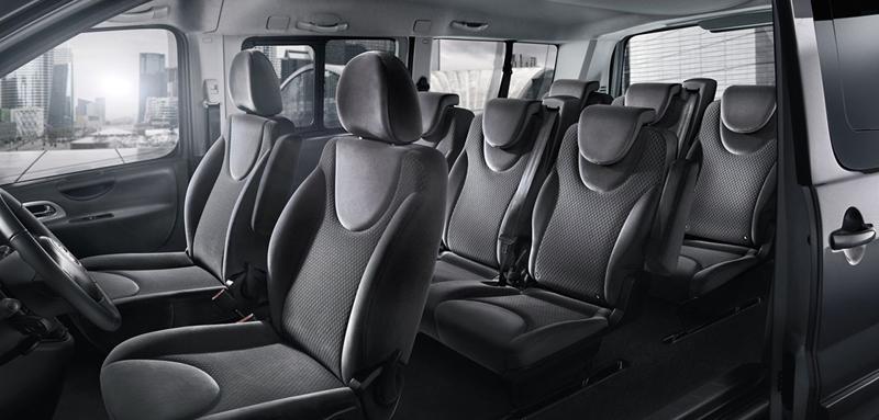 Foto Interiores (1) Fiat Scudo Vehiculo Comercial 2013