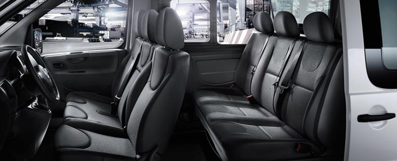 Foto Interiores (2) Fiat Scudo Vehiculo Comercial 2013