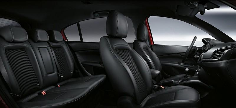 Foto Interiores Fiat Tipo Dos Volumenes 2019